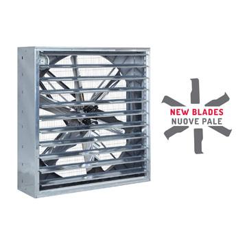 Nuovo Ventilatore per alte pressioni