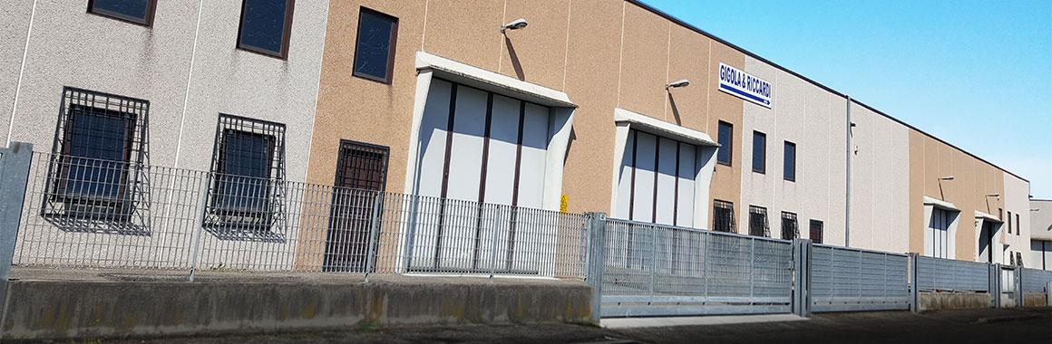 Produzione Pannello sede Erbusco