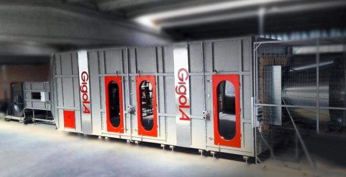 Nuovo laboratorio Gigola