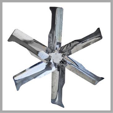 Pale per il ventilatore per alte pressioni