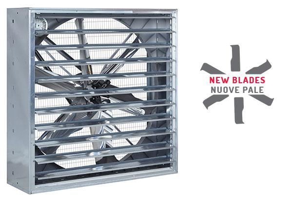 Ventilatore per alte pressioni